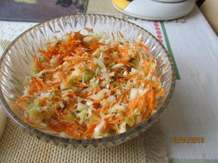 FOTKA - Salátek ze zelí