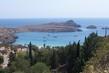 Zátoka v Řecku