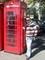 budka v Londýně