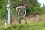 sečení zahrady-Renda hrabe
