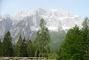 julské alpy Velbruna Itálie