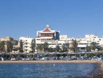 FOTKA - hotel v Egyptě