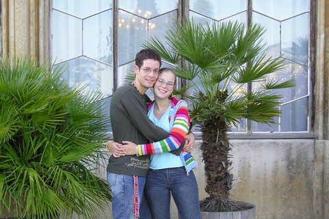 FOTKA - Pavel a Já v Lednici