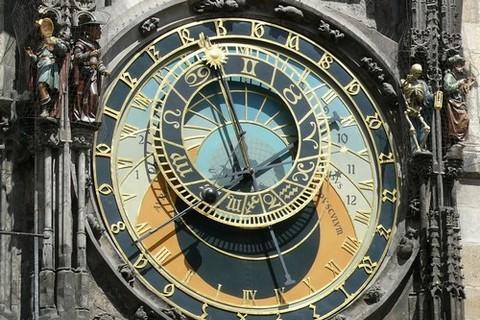 FOTKA - část Pražského orloje