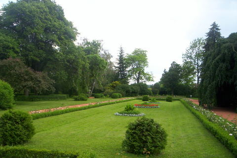FOTKA - Zámecká zahrada-Chrast u Chrudimi