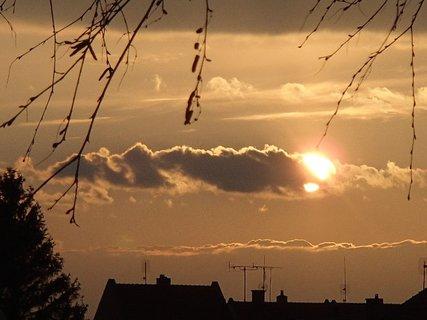 FOTKA - západ slnka 20.03.2013_1