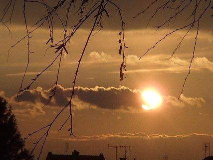 FOTKA - západ slnka 20.03.2013_2