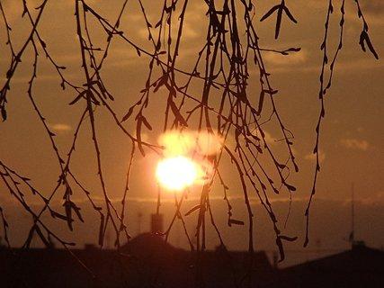FOTKA - západ slnka 20.03.2013_6