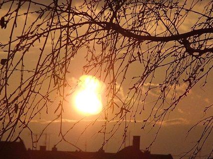 FOTKA - západ slnka 20.03.2013_8