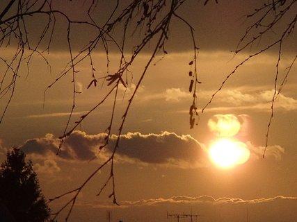 FOTKA - západ slnka 20.03.2013_9