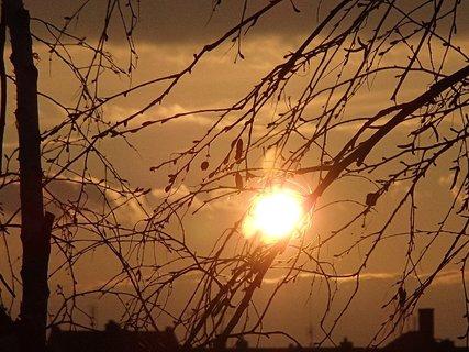 FOTKA - západ slnka 20.03.2013_10