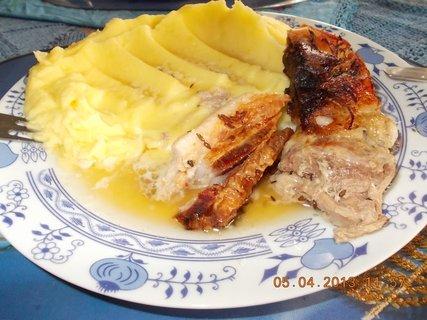 FOTKA - 4.4. - 5.4. - 4 - br.kaše a pečené maso