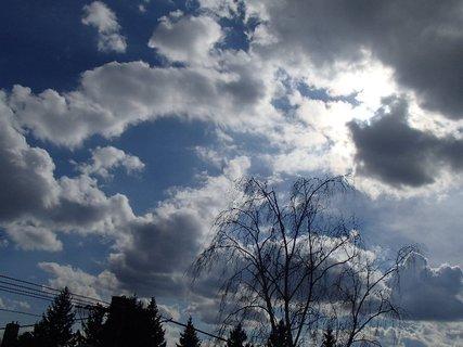 FOTKA - 27.03.2013-slnko za mrakmi