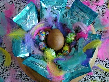 FOTKA - Vzpomínka na Velikonoce na chalupě