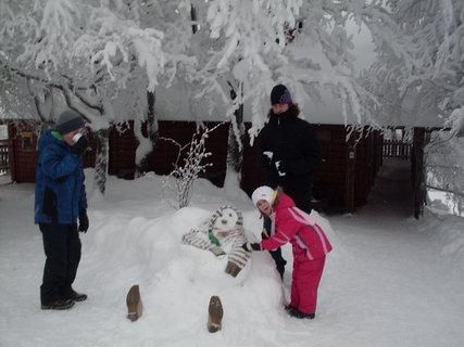 FOTKA - Sněhulák