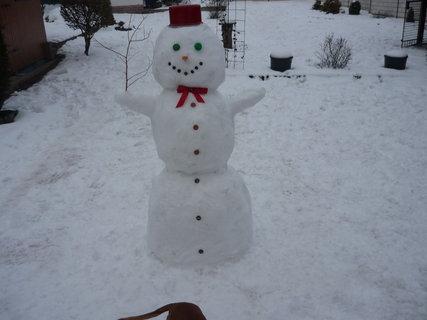 FOTKA - Byla to dlouhá zima