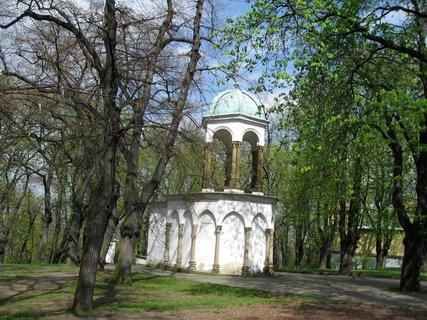 FOTKA - Jaro na Petříně 6
