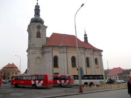 FOTKA - 23.4. - 5 - radnice - Uhlířské Janovice