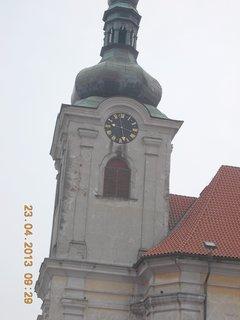 FOTKA - 23.4. - 6 - radnice - Uhlířské Janovice