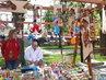 hračky z dreva - predaj na jarmoku