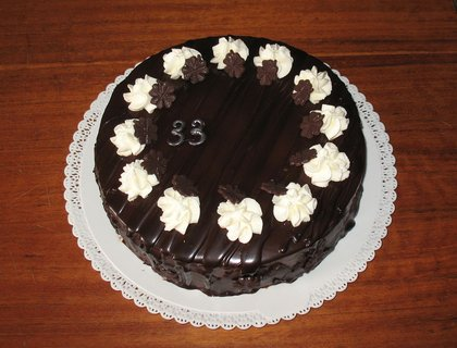 FOTKA - Pařížský dort k 33
