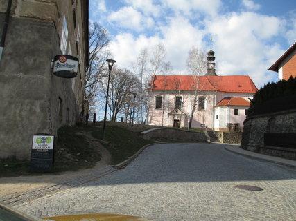 FOTKA - kostel v Kuřimi