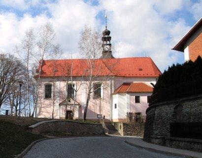 FOTKA - kostel v Kuřimi 2