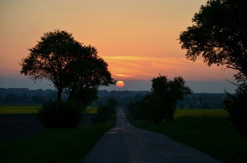 FOTKA - Dnešní cesta za sluncem