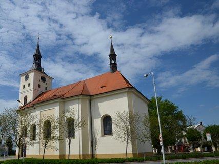 FOTKA - Bohdanečský kostel