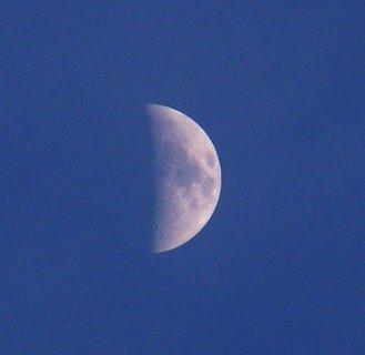 FOTKA - 17.5.2013, srpeček měsíce