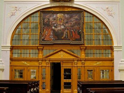 FOTKA - Kostel v Luži po rozsáhlé opravě
