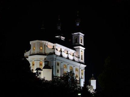 FOTKA - Varhanní koncert zněl vlahou nocí-nádherný zážitek