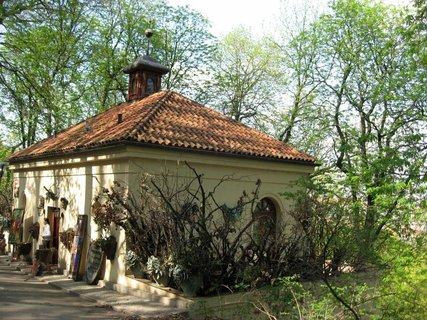 FOTKA - Jarní Petřín 43