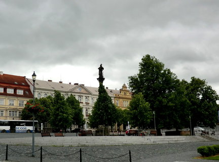 FOTKA - Náměstí - štíty radnice