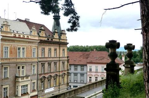 FOTKA - Město pod zámkem