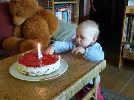 FOTKA - První narozeniny 2