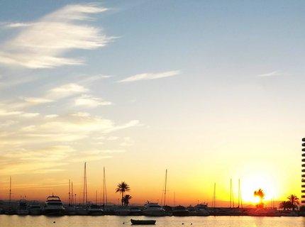 FOTKA - západ slunce.