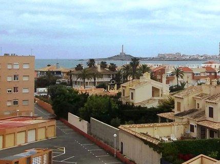 FOTKA - La Manga..pohled z balkonu