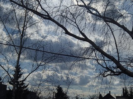 FOTKA - mraky sa blížili