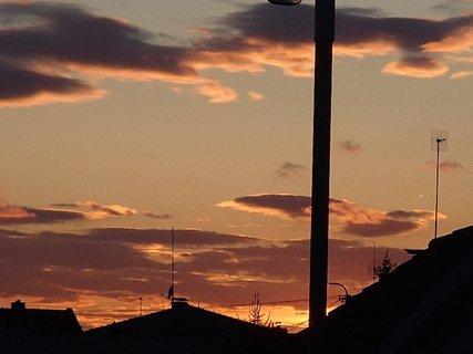FOTKA - pri včerajšom západe slnka