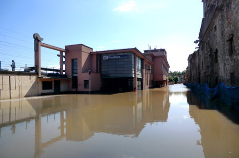FOTKA - Roudnické nádraží