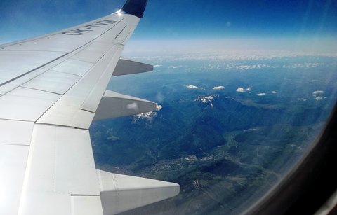 FOTKA - Alpy pod námi