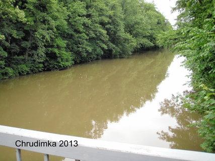 FOTKA - 6.6. 2013 Pardubice - záplavy v ČR