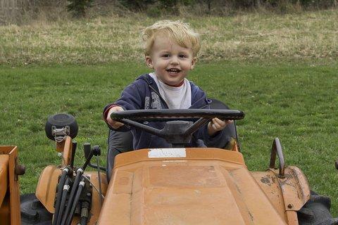 FOTKA - traktor