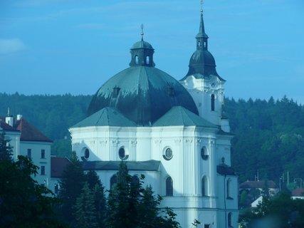 FOTKA - Kostel ve Křtinách 1