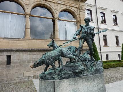 FOTKA - u Konopišťského zámku