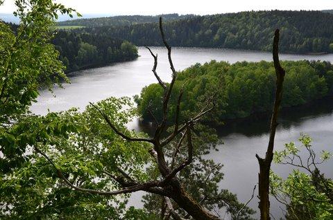 FOTKA - Nad přehradou