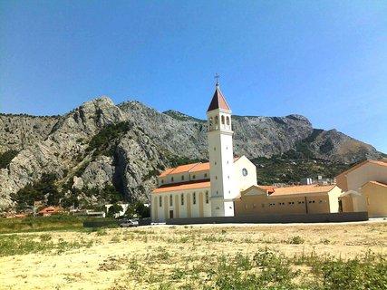 FOTKA - Kostel v Omiši