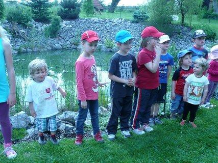 FOTKA - Dětský den na zahradě