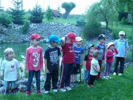 FOTKA - Dětský den na zahradě 1